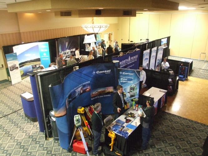 Tradeshow- from above.JPG